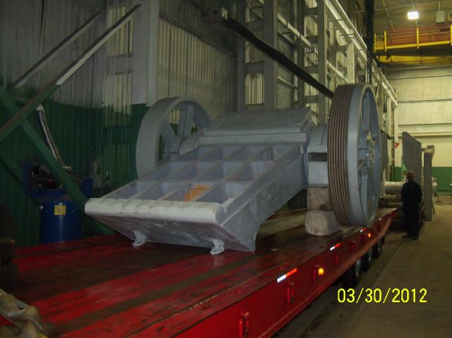 As shipped